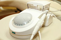 State-of-the-Art Technology - Ultrasonic Scaler